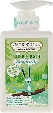 Kup Bąbelkowy płyn do kąpieli dla dzieci - Jack N' Jill Bubble Bath Sim