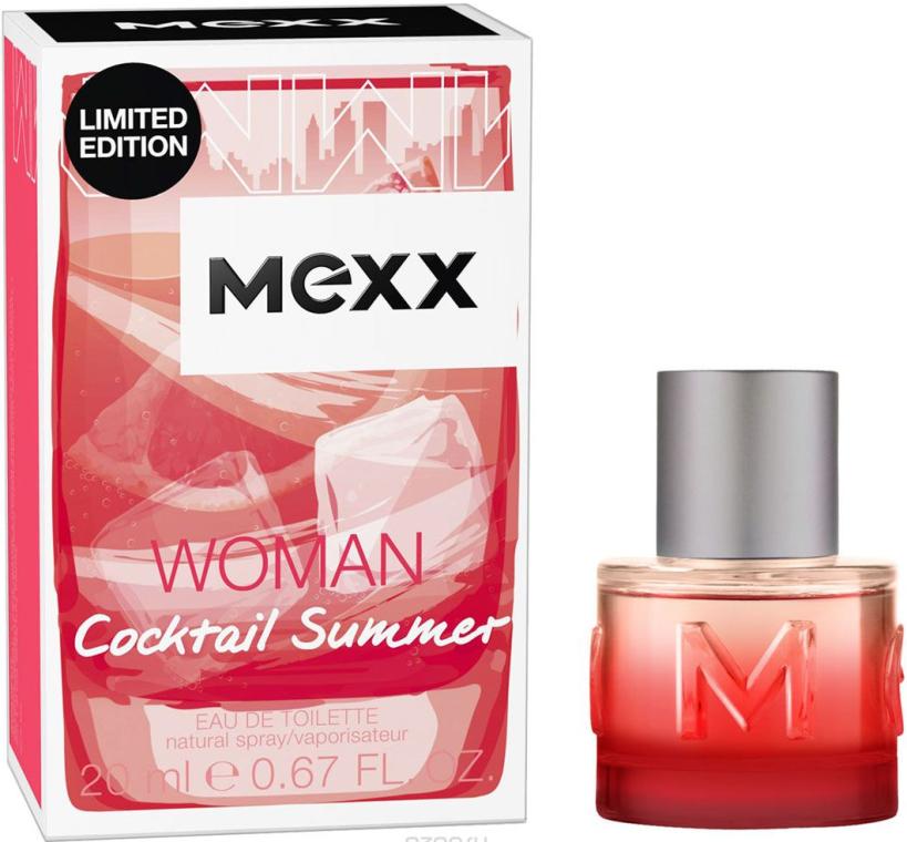 Mexx Cocktail Summer Woman - Woda toaletowa