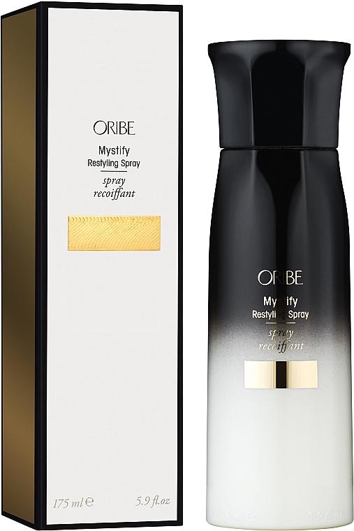Spray restylizujący do włosów - Oribe Gold Lust Mystify Restyling Spray