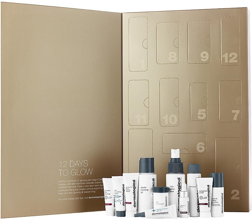 Zestaw - Dermalogica 12 Days To Glow Gift Set  — фото N3