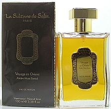 Kup La Sultane de Saba Ambre Musc Santal - Woda perfumowana