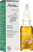 Kup Odżywczy olejek do okolic oczu z olejem z awokado - Melvita Huiles de Beauté Avocado Oil