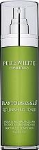 Kup Wypełniający tonik nawilżający do twarzy - Pure White Cosmetics Plant Obsessed Replenishing Toner