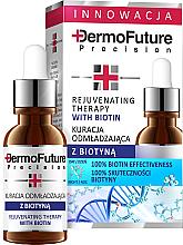 Kup PRZECENA! Kuracja odmładzająca z Biotyną - DermoFuture Rejuvenating Therapy With Biotin *