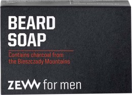 Kup Mydło do brody - Zew For Men Natural Beard Soap