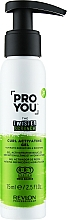 Kup Aktywator loków w żelu - Revlon Professional Pro You The Twister Scrunch Curl Activator Gel