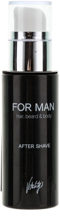 Krem po goleniu - Vitality's For Man After Shave Cream — фото N1