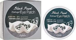 Kup Hydrożelowa płatki pod z ekstraktem z pereł - Esfolio Black Pearl Hydrogel Eye Patch