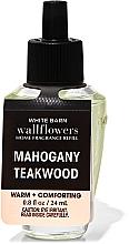 Kup Bath and Body Works Mahogany Teakwood Wallflowers Fragrance - Dyfuzor zapachowy (wymienny wkład)
