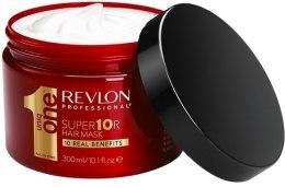 Kup Odżywcza maska do włosów 10 korzyści - Revlon Professional Uniq One Superior Hair Mask