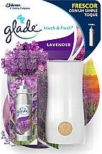 Kup Odświeżacz powietrza z wkładem Lawenda - Glade Air Freshener Glade Lavanda