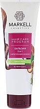 Kup Wzmacniający balsam 2 w 1 do włosów - Markell Cosmetics Everyday