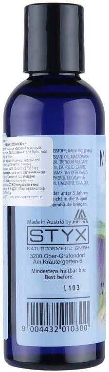 Olejek do masażu Rewitalizacja mięśni - Styx Naturcosmetic Massage Oil — фото N2