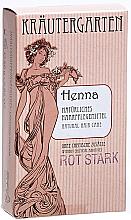 Kup Henna w proszku, mocna czerwień - Styx Naturcosmetic Henna Rot Stark