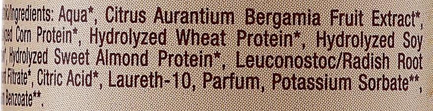 Odżywka proteinowa do włosów - Joanna Vegan — фото N2