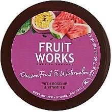 Kup Masło do ciała Marakuja i arbuz - Grace Cole Fruit Works Body Butter