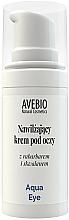 Kup Nawilżający krem pod oczy z rabarbarem i skwalanem - Avebio Aqua Eye Cream