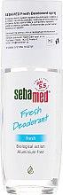 Kup Dezodorant z atomizerem - Sebamed Fresh Deodorant