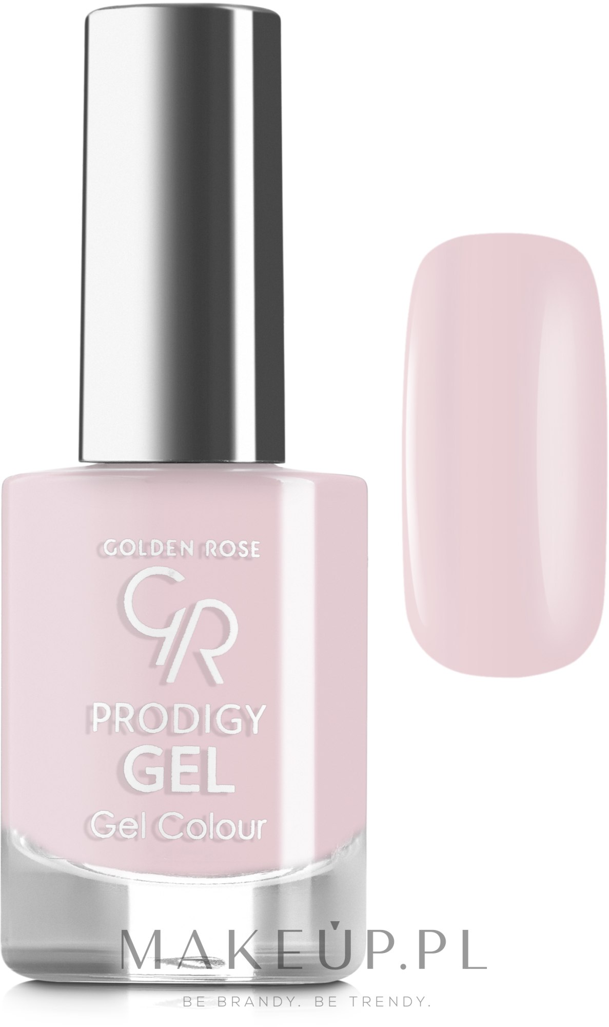 Lakier do paznokci - Golden Rose Prodigy Gel Colour — фото 02