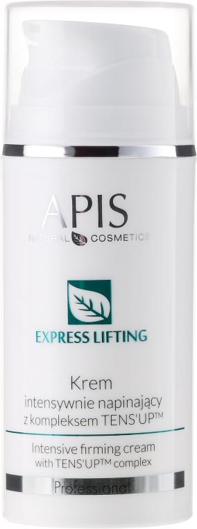 Krem intensywnie napinający z kompleksem Tens'Up - APIS Professional Express Lifting Intensive Firming Cream With Tens UP