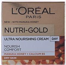 Kup Nawilżający krem do twarzy na dzień - L'Oreal Paris Nutri Gold Day Cream