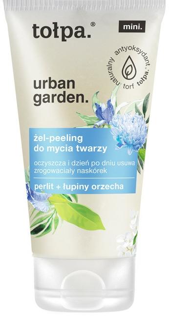 Żel-peeling do mycia twarzy - Tołpa Urban Garden