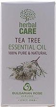 Kup 100% naturalny olejek z drzewa herbacianego - Bulgarian Rose Herbal Care Tea Tree Essential Oil