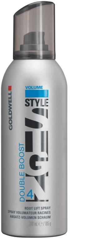 Spray zwiększający odbicie włosów u nasady - Goldwell StyleSign Volume Double Boost Root Lift Spray — фото N1