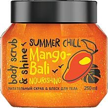 Kup Odżywiający peeling do ciała - MonoLove Bio Mango-Bali Nourishing