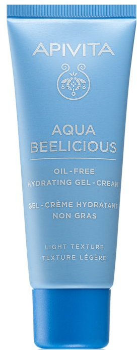 Lekki nawilżający żel-krem - Apivita Aqua Beelicious Light Gel-Cream — фото N1