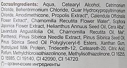Tradycyjna syberyjska odżywka na bazie kwiatowego propolisu Objętość i puszystość - Receptury Babci Agafii — фото N3