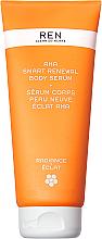 Kup Odżywcze serum do ciała - Ren Radiance Clean Skincare AHA Smart Renewal Body Serum