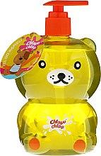 Kup Żel do kąpieli dla dzieci o zapachu lodów waniliowych Miś - Chlapu Chlap