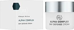Kup Krem ochronny na dzień - Holy Land Cosmetics Alpha Complex Day Defense Cream SPF 15