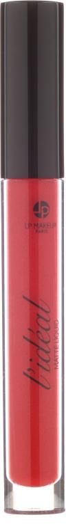 Matowa pomadka w płynie do ust - LP Makeup L'ideal Matte Liquide Lipstick — фото N1