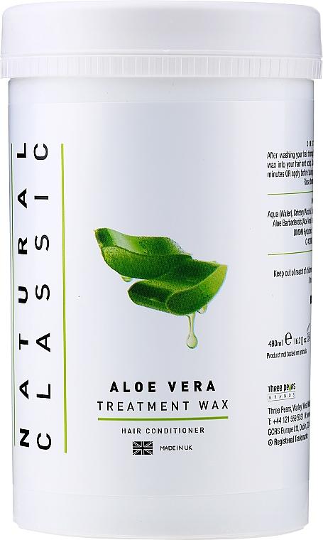 Odżywka do włosów Aloes - Natural Classic Aloe Vera Hair Conditioner — фото N1
