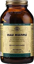 Kup Witaminy dla mężczyzn - Solgar Male Multiple