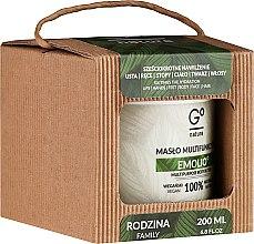 Kup Masło multifunkcyjne - GoNature Multipurpose Body Butter Emolio°