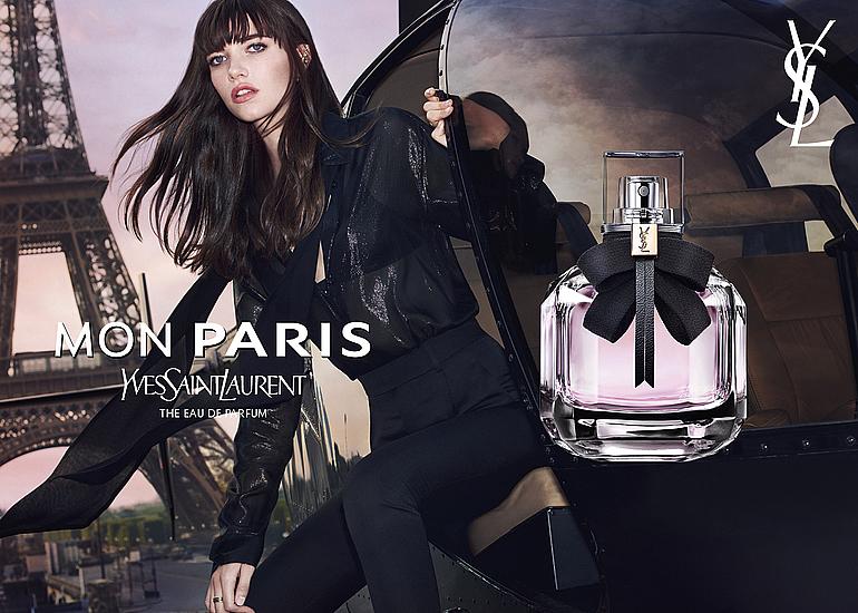 Yves Saint Laurent Mon Paris - Woda perfumowana — фото N3