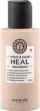 Kup Przeciwłupieżowy szampon do włosów - Maria Nila Head & Hair Heal Shampoo