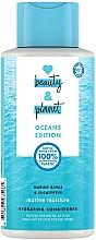 Kup Nawilżająca odżywka do włosów Algi morskie i eukaliptus - Love Beauty & Planet Marine Algae & Eucalyptus Conditioner