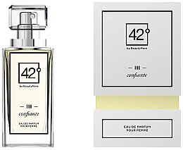 Kup 42° by Beauty More III Confiante - Woda perfumowana