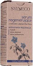 Kup Serum regenerujące z niebieskim olejkiem Blue Tansy - Sylveco Blue Tansy Regenerating Serum