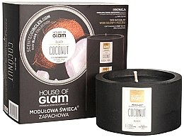 Kup Świeca zapachowa - House of Glam Black Coconut Candle