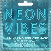 Kup Maska peel-off do twarzy - Marion Neon Vibes Illuminating Peel-Off Mask