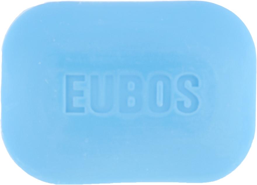 Bezalkaiczna kostka bezzapachowa do mycia - Eubos Med Basic Skin Care Solid Washing Bar — фото N2