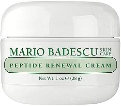 Kup Krem przeciwzmarszczkowy - Mario Badescu Peptide Renewal Cream