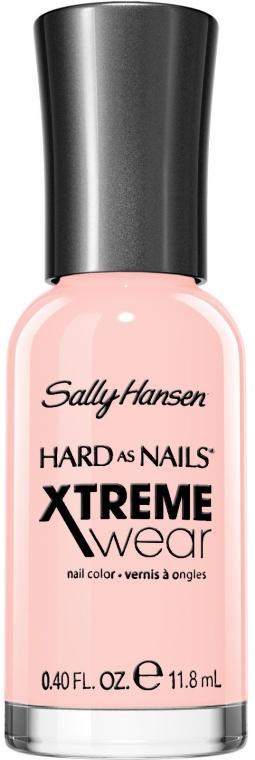 Lakier do paznokci - Sally Hansen Hard as Nails Xtreme Wear Nail Color