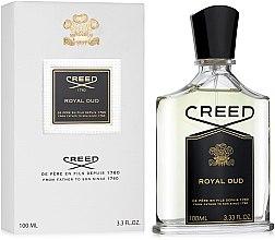Creed Royal Oud - Woda perfumowana — фото N2