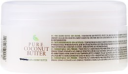 Masło kokosowe do ciała - Sezmar Collection — фото N2